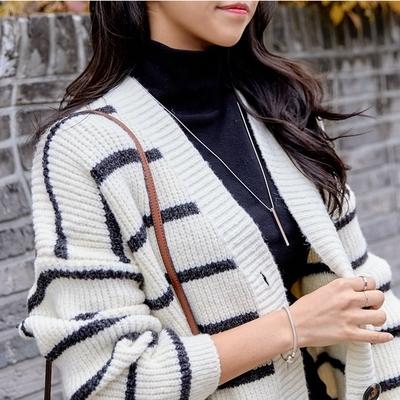 1区韩国本土服装代购(韩国圆通直发)pippin-开襟衫(2018-11-20上架)