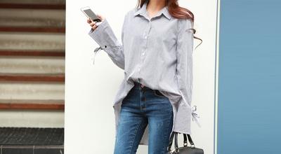pippin-百搭魅力条纹衬衫