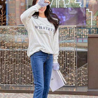 1区韩国本土服装代购(韩国圆通直发)pippin-卫衣(2019-01-16上架)