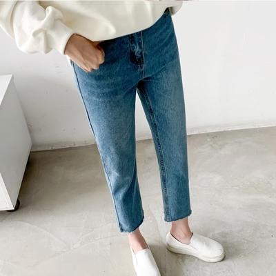 1区韩国本土服装代购(韩国圆通直发)pippin-牛仔裤(2019-03-20上架)