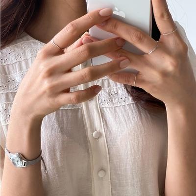 1区100%正宗韩国官网代购(韩国直发包国际运费)pippin-戒指(2020-07-05上架)