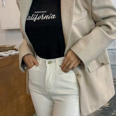 韩国女装详情怎么做正宗韩国官网代购韩国直发包国际运费PJ_Picknsale夹克