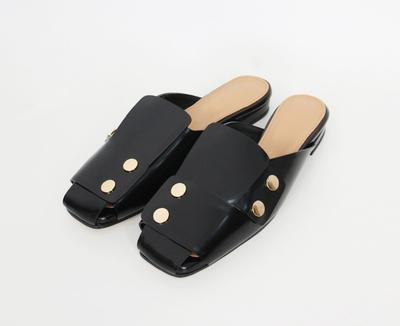 1区韩国本土服装代购(韩国圆通直发)Prost-J-高档个性韩版平底鞋(2018-07-09上架)