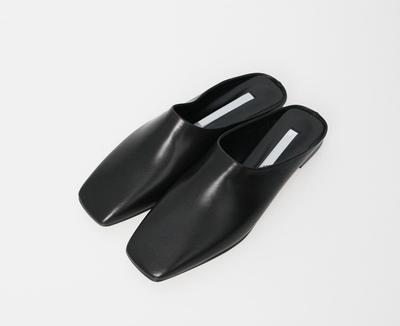 1区韩国本土服装代购(韩国圆通直发)Prost-J-高档时尚方头平底鞋(2018-07-09上架)