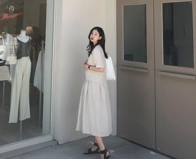 1区韩国本土服装代购(韩国圆通直发)Prost-J-连衣裙(2018-07-15上架)