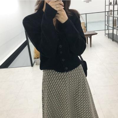 1区韩国本土服装代购(韩国圆通直发)Prost-J-长裙(2018-10-16上架)