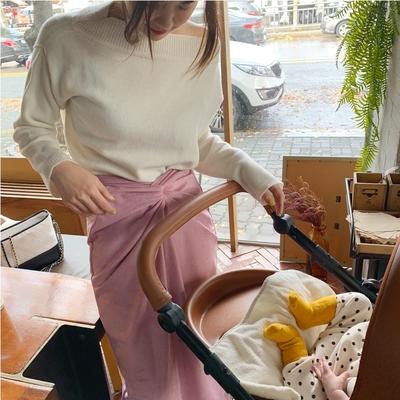 1区韩国本土服装代购(韩国圆通直发)Prost-J-长裙(2018-11-13上架)