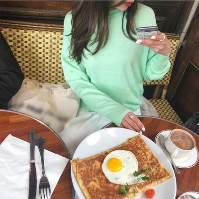 1区韩国本土服装代购(韩国圆通直发)Prost-J-针织衫(2019-05-19上架)
