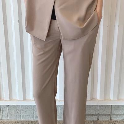 1区韩国本土服装代购(韩国圆通直发)Prost-J-长裤(2019-05-19上架)