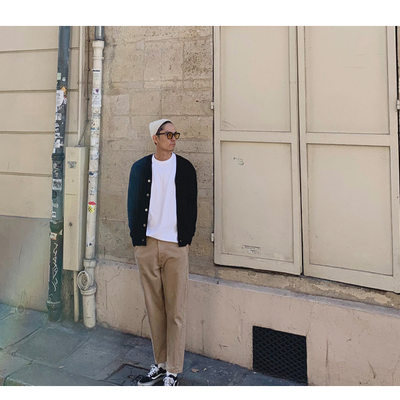 1区100%正宗韩国官网代购(韩国直发包国际运费)Prost-J-长裤(2019-09-18上架)