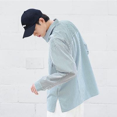 1区100%正宗韩国官网代购(韩国直发包国际运费)Punchline-衬衫(2019-08-27上架)