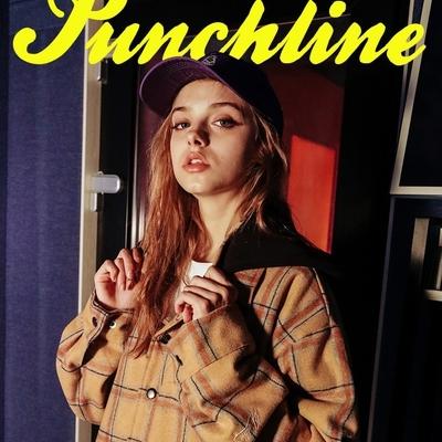 1区100%正宗韩国官网代购(韩国直发包国际运费)Punchline-大衣(2020-04-27上架)