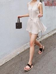qnigirls-韩国时尚韩版女性魅力休闲套装女装2017年07月26日夏季款