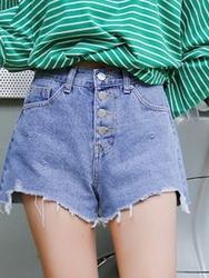 qnigirls-韩国韩版魅力个性搭配流行韩国代购短裤女装2017年08月07日08月款
