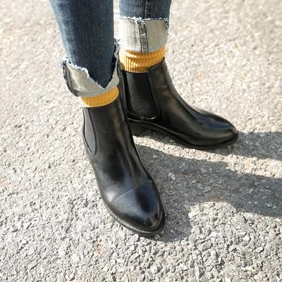 qnigirls-亮片高档个性靴子