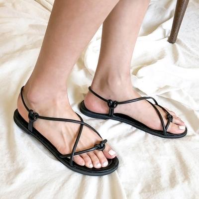 1区韩国本土服装代购(韩国圆通直发)qnigirls-韩版时尚新款凉鞋(2018-07-09上架)