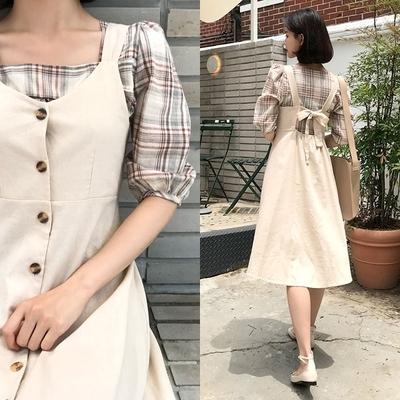 1区韩国本土服装代购(韩国圆通直发)qnigirls-连衣裙(2018-07-14上架)