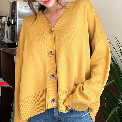 1区韩国本土服装代购(韩国圆通直发)qnigirls-开襟衫(2018-09-24上架)