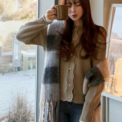 1区韩国本土服装代购(韩国圆通直发)qnigirls-围巾(2019-01-14上架)