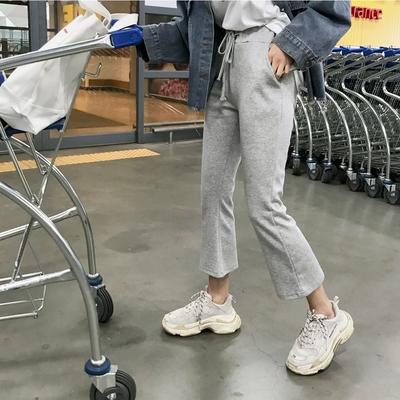 1区韩国本土服装代购(韩国圆通直发)qnigirls-长裤(2019-03-15上架)