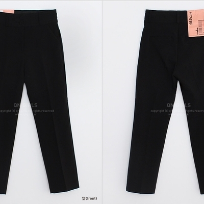 1区韩国本土服装代购(韩国圆通直发)qnigirls-长裤(2019-03-16上架)