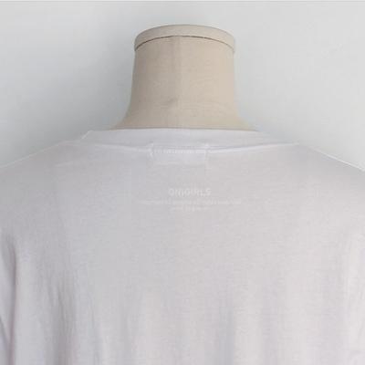 1区韩国本土服装代购(韩国圆通直发)qnigirls-T恤(2019-03-18上架)
