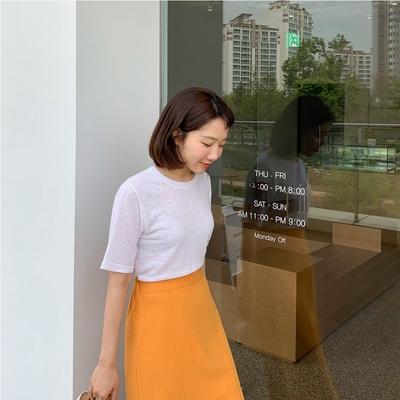 1区韩国本土服装代购(韩国圆通直发)qnigirls-长裙(2019-05-19上架)