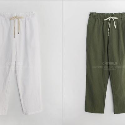 1区100%正宗韩国官网代购(韩国直发包国际运费)qnigirls-长裤(2019-06-10上架)