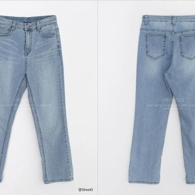 1区100%正宗韩国官网代购(韩国直发包国际运费)qnigirls-牛仔裤(2019-07-11上架)