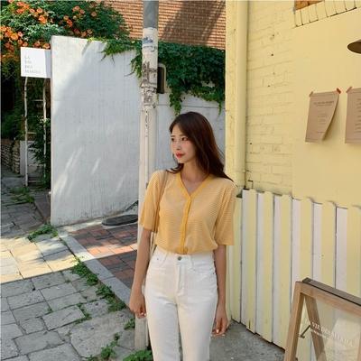 1区100%正宗韩国官网代购(韩国直发包国际运费)qnigirls-长裤(2019-07-12上架)