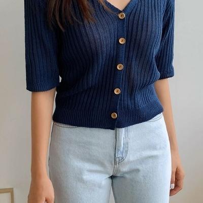 1区100%正宗韩国官网代购(韩国直发包国际运费)qnigirls-开襟衫(2019-07-15上架)