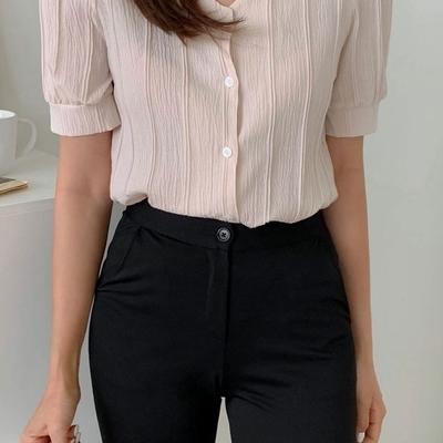 1区100%正宗韩国官网代购(韩国直发包国际运费)qnigirls-衬衫(2019-07-15上架)