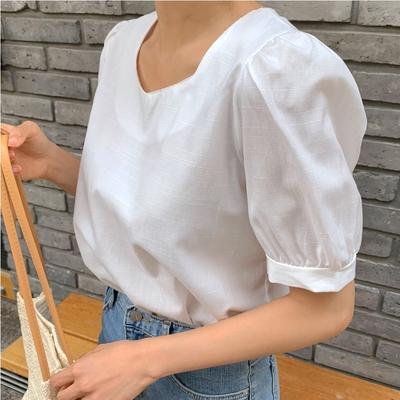 1区100%正宗韩国官网代购(韩国直发包国际运费)QN_Picknsale-衬衫(2019-07-30上架)
