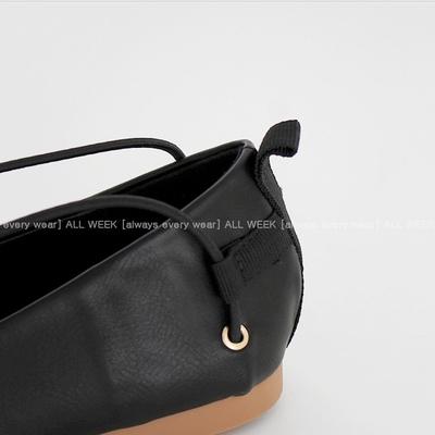 1區100%正宗韓國官網代購(韓國直發包國際運費)QN_Picknsale-平底鞋(2019-08-16上架)