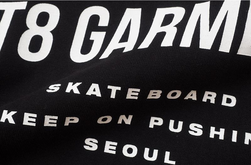 怎么買韓國的牌子衣服正宗韓國官網代購韓國直發包國際運費QT GarmentsT恤