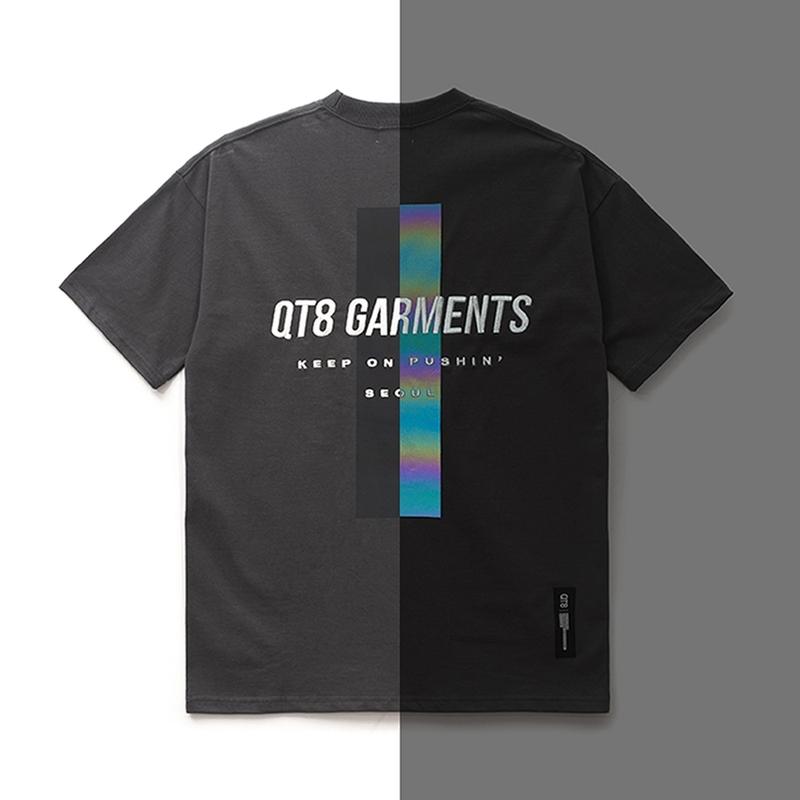 1区100%正宗韩国官网代购(韩国直发包国际运费)QT8 Garments-T恤(2020-06-19上架)