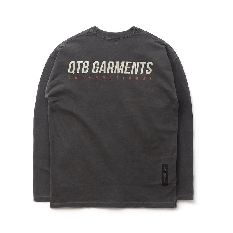 货号:HZ2176396 品牌:QT8 Garments