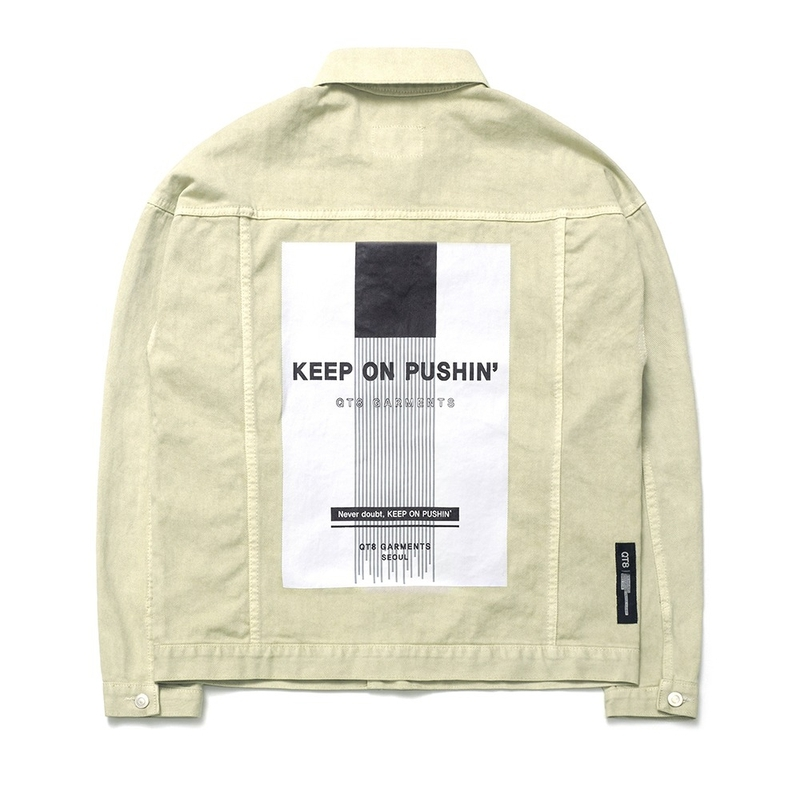 1区100%正宗韩国官网代购(韩国直发包国际运费)QT8 Garments-夹克(2021-03-12上架)
