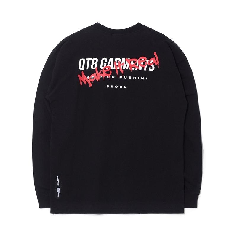 QT8 Garments-T恤[休闲风格]HZ2278230
