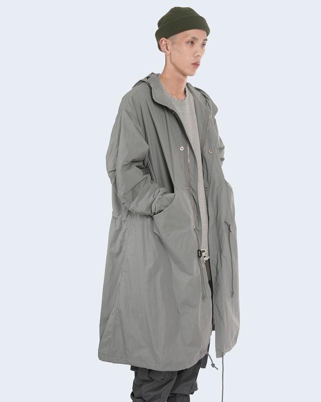 1区100%正宗韩国官网代购(韩国直发包国际运费)Rauco House-大衣(2019-08-16上架)