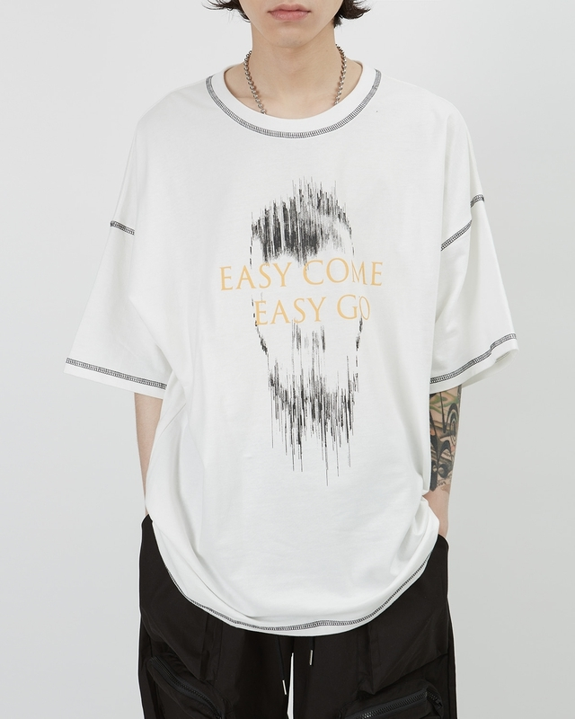 1区100%正宗韩国官网代购(韩国直发包国际运费)Rauco House-T恤(2020-06-18上架)