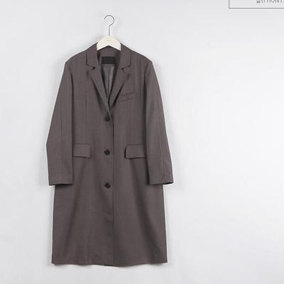 1区韩国本土服装代购(韩国圆通直发)ribbontie-大衣(2018-09-24上架)