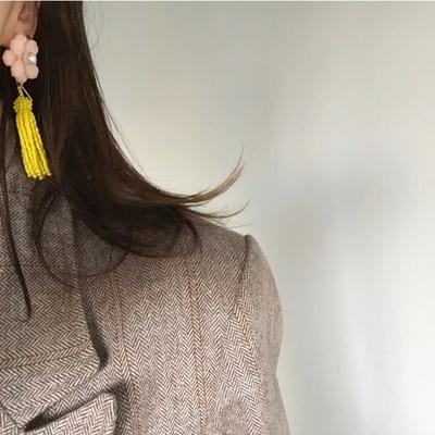 1区韩国本土服装代购(韩国圆通直发)ribbontie-耳环(2018-11-02上架)