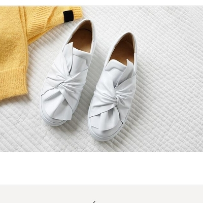 ribbontie-平底鞋[休闲风格]HZ1904211