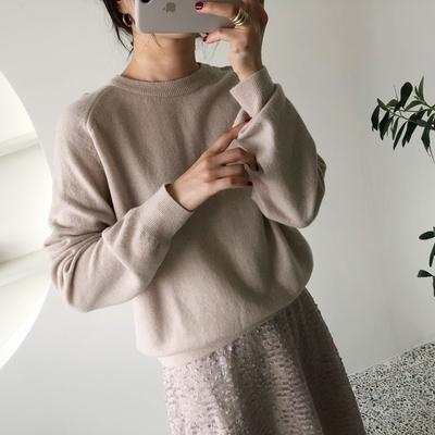 1区100%正宗韩国官网代购(韩国直发包国际运费)ribbontie-针织衫(2019-11-19上架)