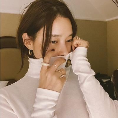 1区100%正宗韩国官网代购(韩国直发包国际运费)ribbontie-耳环(2020-02-04上架)