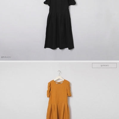 ribbontie-连衣裙[休闲风格]HZ2159913