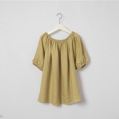 ribbontie-衬衫[休闲风格]HZ2159912
