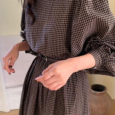 1区100%正宗韩国官网代购(韩国直发包国际运费)ribbontie-连衣裙(2020-11-26上架)
