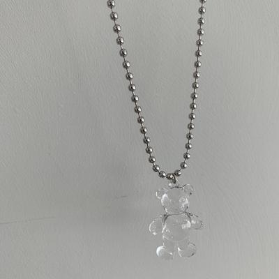 ribbontie-项链[休闲风格]HZ2227874